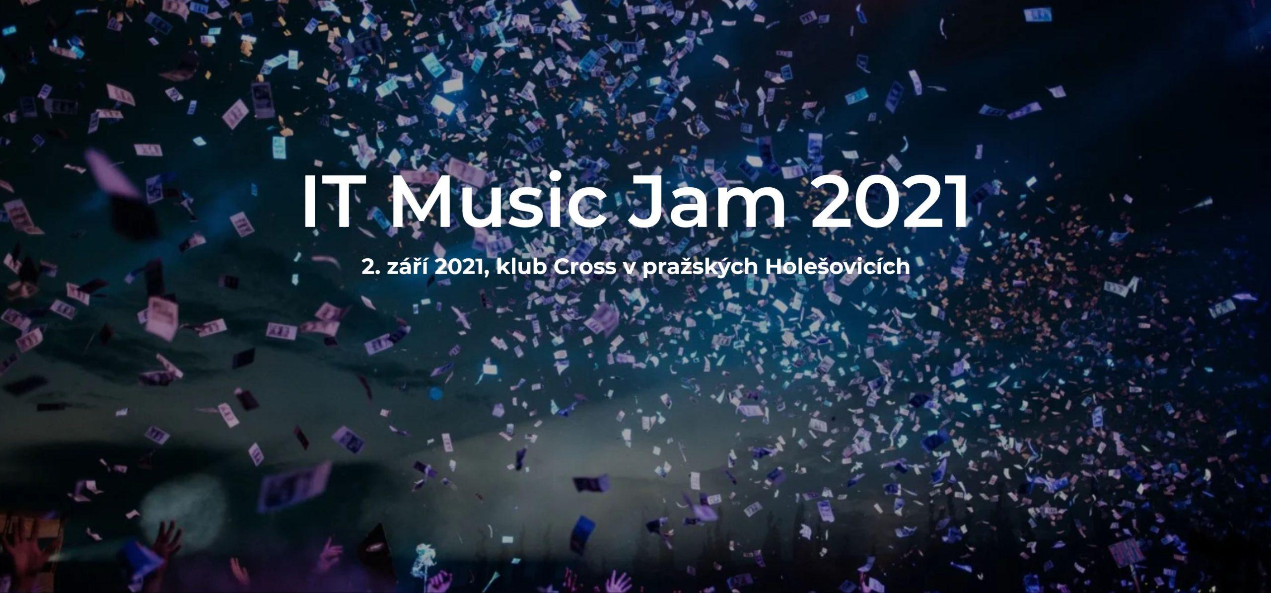 IT Music Jam 2021